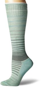 13. Compression sock for nurse